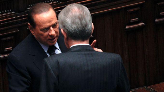 Berlusconi könnte Monti das Vertrauen entziehen. Auf Italien kommen dann harte Zeiten zu.