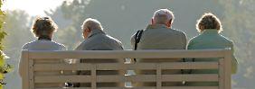 Wird Rentendebatte vertagt?: SPD will erst 2020 streiten