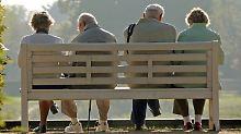 Alkoholmissbrauch im Alter wird oft unterschätzt.
