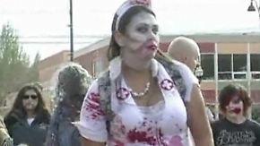 Zombie-Alarm in South Dakota: Untote erobern Rapid City