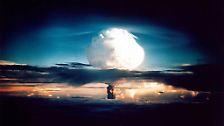 """Mit """"Ivy Mike"""" beginnt das Umdenken: Erste H-Bombe vor 60 Jahren"""