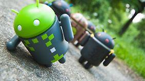 Android ist wegen seiner großen Verbreitung ein beliebtes Angriffsziel.