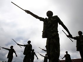 Die Geschichte des Kongo ist die zahlreicher und blutiger Auseinandersetzungen.