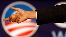 Barack Obama: Der Erlöser muss um seine Wiederwahl bangen