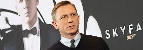 Video: Bond-Film ist riesige Werbemaschinerie