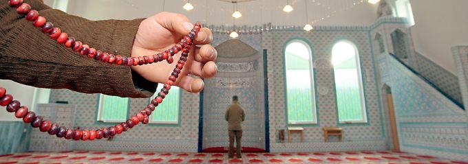 In Bayern gibt es circa 400 Moscheen, in Lindau am Bodensee steht eine davon.