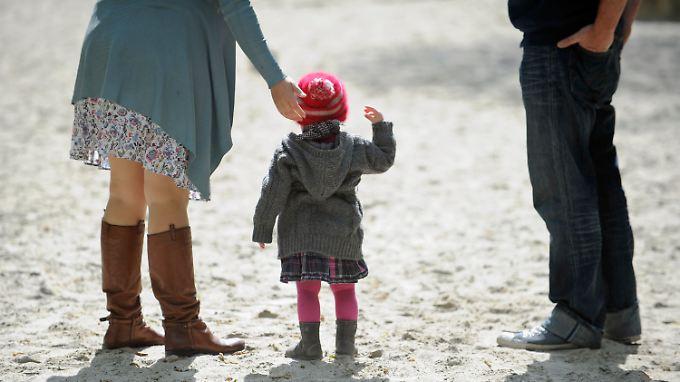Das Betreuungsgeld ist für jene Eltern gedacht, die keine Einrichtung in Anspruch nehmen.