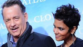 """""""Cloud Atlas""""-Premiere in Berlin: Tom Hanks schwärmt von Deutschland"""