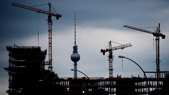 Der deutschen Wirtschaft droht wegen der Euro-Krise am Jahresende eine Rezession.