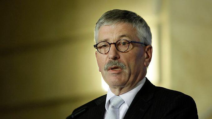 Bei der SPD läuft ein Parteiausschlussverfahren gegen Sarrazin.