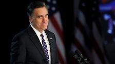 Denkwürdige Wahlnacht: Obama schlägt Romney