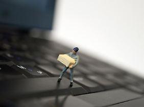 Handarbeit gefragt:Wichtige Dateien bringt man am besten selbst auf den neuen Rechner. Foto:Mascha Brichta