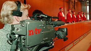 n-tv 1992: n-tv geht auf Sendung
