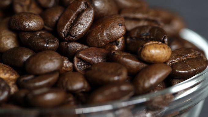 In Euro gerechnet bleibt der Espresso teuer.