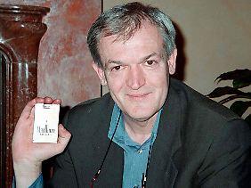 Srecko Kestner muss 30.000 Euro Strafe für seine Beteiligung am internationalen Zigarettenschmuggel zahlen.