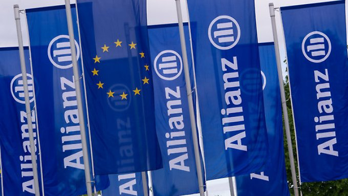 Jahresprognose angehoben: Lebensversicherungen treiben Allianz an