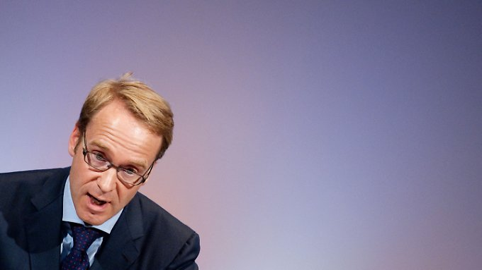 Einen Schuldenerlass der öffentlichen Hand für Griechenland lehnt Bundesbank Chef Jens Weidmann ab.