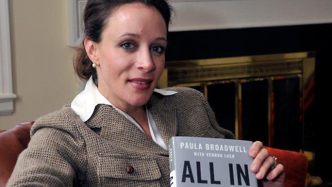 Biografin Paula Broadwell.