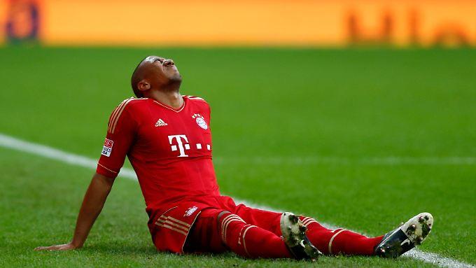 Verletzt: Jerome Boateng kickt gegen Oranje nicht mit.