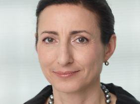 Die einzige Frau im Vorstand: Milagros Caiña Carreiro-Andree betreut bei BMW das Personal- und Sozialwesen.