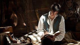 Der Beginn der Geschichte: Adam Ewing (Jim Sturgess) führt auf seiner Reise durch die Südsee Tagebuch - und inspiriert damit Robert Frobisher.