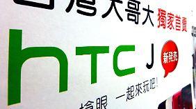 Kehrtwende im Patentstreit: Apple schließt Abkommen mit HTC