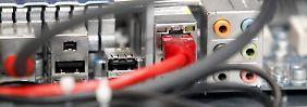 IT-Gipfel in Essen: LTE-Netzausbau macht Probleme