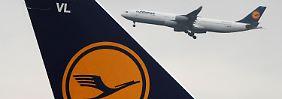 Video: Tarifkonflikt bei Lufthansa beigelegt