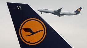 Keine erneuten Streiks der Flugbegleiter: Tarifkonflikt bei Lufthansa beigelegt