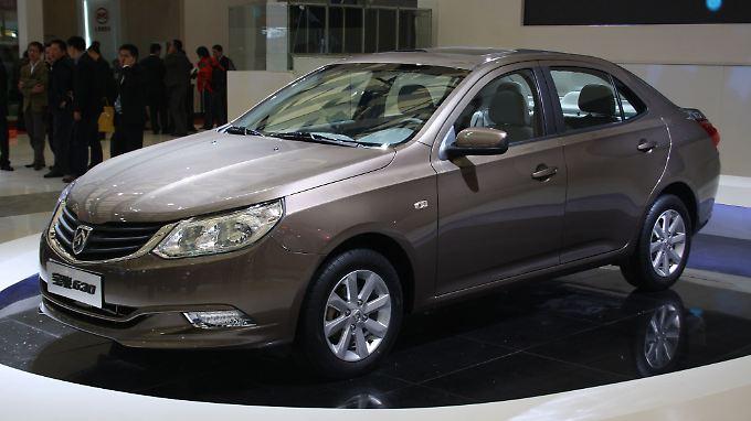 General Motors hat 2011 in China eigens die neue Marke Baojun gegründet.