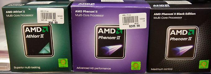 AMD steckt in Schwierigkeiten.