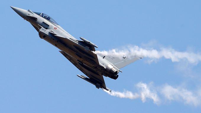 Eurofighter-Kauf sorgt in Österreich für politischen Wirbel.