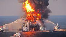"""Nach Explosion von """"Deepwater Horizon"""": Halliburton vernichtet Beweise"""