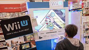 Neue Wii auf dem Markt: Nintendo kämpft gegen Konkurrenz