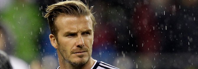 Verlässt Los Angeles: David Beckham.