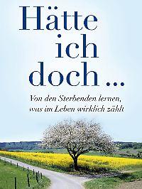 """""""Hätte ich doch ..."""" ist im mvg-Verlag erschienen und kostet 14,99 Euro."""