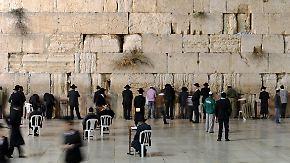Israel-Touristen auf dem Rückzug: Zahlreiche Buchungen storniert