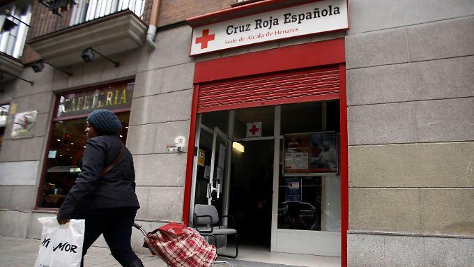 Die Krise bringt viele Spanier an den Rand ihrer Existenz.