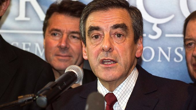 François Fillon will Frankreichs Konservative führen.