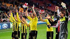 Champions-League-Gala in Amsterdam: Götzes Genie lässt Dortmund tanzen