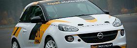 Neben dem Adam will Opel auch den Astra OPC in einer Rennversion auflegen.