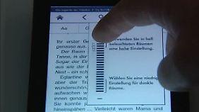 E-Books immer beliebter: Was das Kindle Paperwhite alles kann