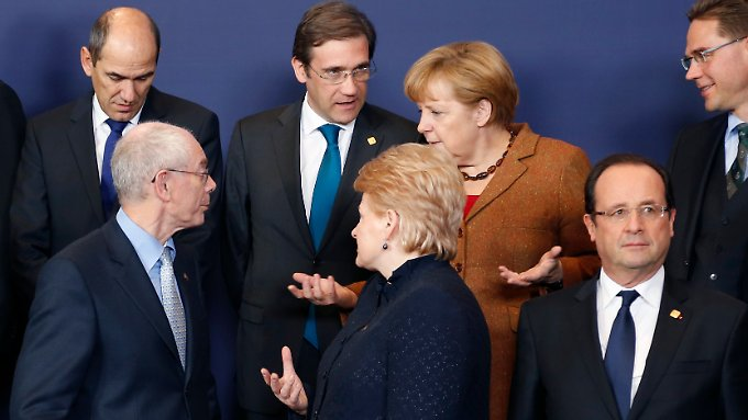 Stundenlange Debatten in Brüssel. Viele nationale Interessen müssen unter einen Hut gebracht werden.