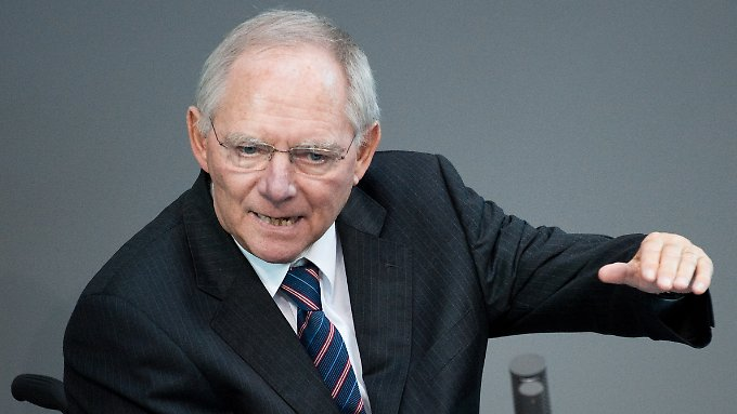 Finanzminister Schäuble will Großbanken offenbar bald mit einem Gesetz zwingen, ihr Testament zu machen.
