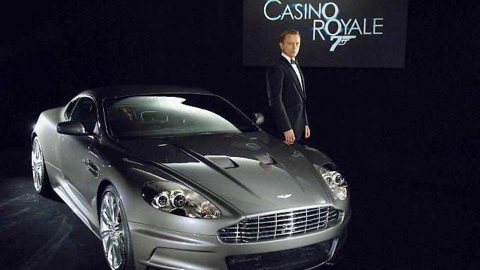 Um die britische Sportwagenmarke Aston Martin, bekannt aus den James-Bond-Filmen, ist ein Bietergefecht entbrannt.