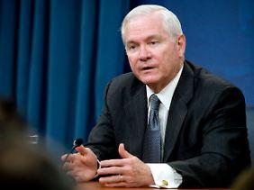 Verteidigungsminister Gates will die Atomoption behalten.