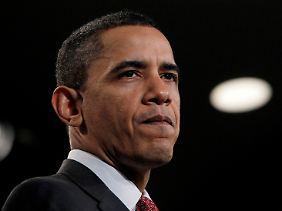 Weiß, dass es nicht einfacher wird: Barack Obama.