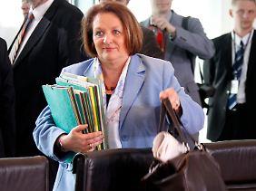 "Sabine Leutheusser-Schnarrenberger vertritt den Grundsatz ""löschen statt sperren""."