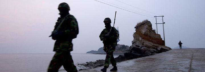 Nachbarn im Dauer-Clinch: Der Korea-Konflikt