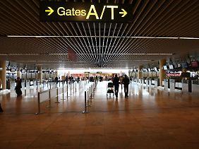 Vor allem die Passagiere und Skandinavien sind von den Flugausfällen betroffen.